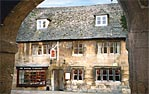 Bantam Tea Rooms, Chipping Campden, The Cotswolds