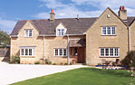Bramley House, Chipping Campden, The Cotswolds