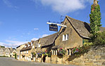 Eight Bells Inn, Chipping Campden, The Cotswolds